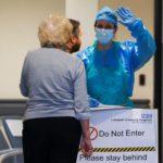 Britain nears milestone of 20,000 coronavirus hospital deaths