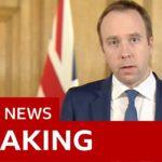 Coronavirus: UK to open temporary hospital with military help – BBC News
