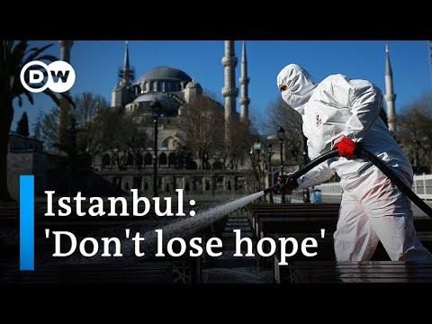 Coronavirus in Turkey: Istanbul has its health workers' backs | DW News