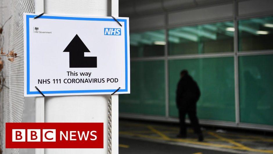 Coronavirus: Boris Johnson warns NHS in danger of being overwhelmed – BBC News
