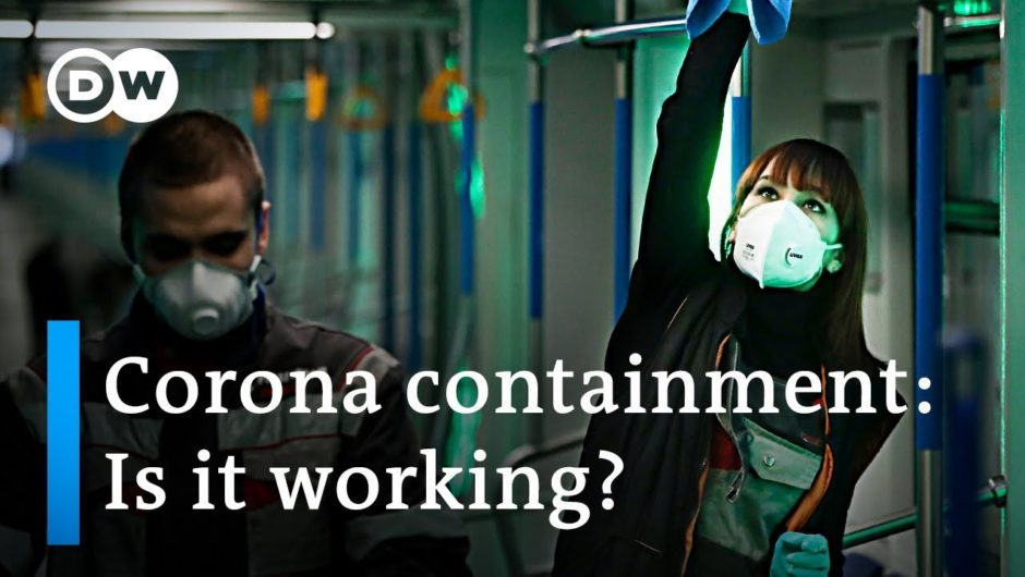 Coronavirus update: Will border closings help curb the spread?   DW News