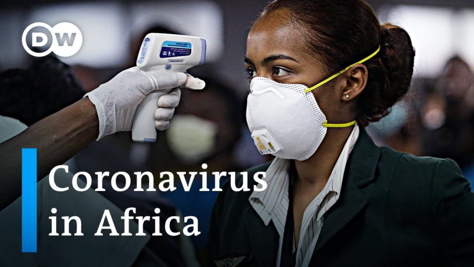 How is Africa coping with the coronavirus pandemic? | DW News