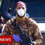 Coronavirus: Quarantined Italian village turned into human laboratory – BBC News