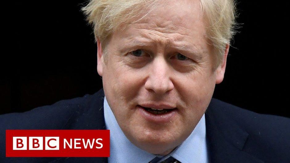 Coronavirus: Boris Johnson 'in good spirits' and is stable in hospital – BBC News