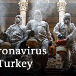 Turkey faces sharp rise in coronavirus cases | Coronavirus Update