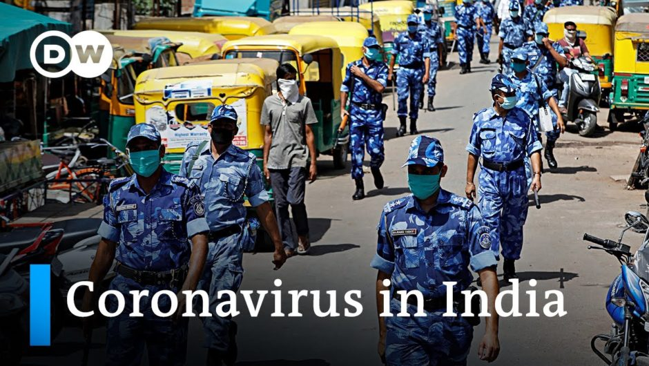 Coronavirus lockdown leaves India's poorest fearing hunger | DW News