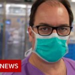 The staff battling coronavirus in a Barcelona ICU – BBC News