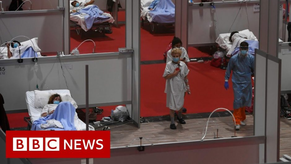 Coronavirus: More than 10,000 lives lost in Spain – BBC News