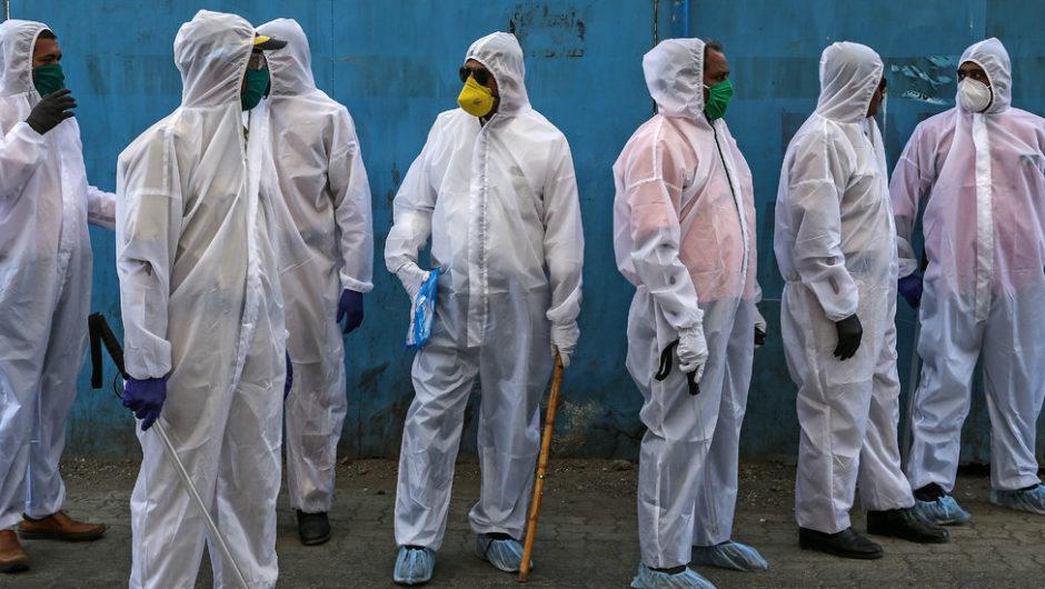 Opinion | In India, a Coronavirus Pandemic of Prejudice and Repression