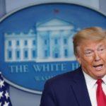 Trump slams U.S. watchdog's report on shortages at coronavirus-hit hospitals