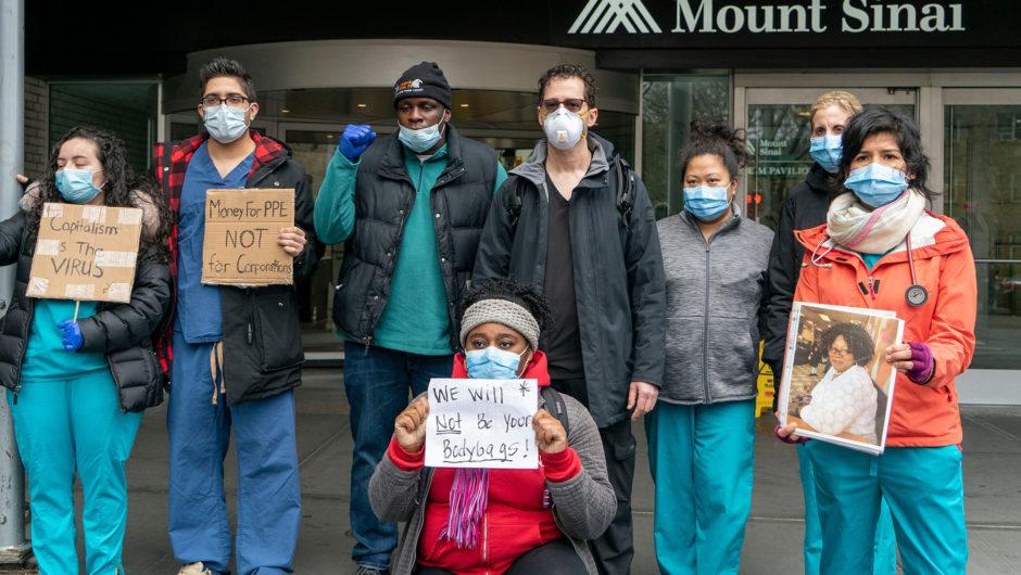 NYC's Mount Sinai hospital seeks donations to fight coronavirus