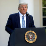 Trump says coronavirus has peaked, some states will reopen before May 1