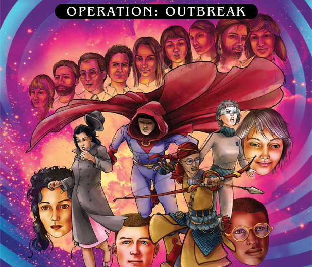 """CDC Releases Additional STEM Educational Activities for Teachers to use with the """"Junior Disease Detectives: Operation Outbreak"""" Graphic Novel"""