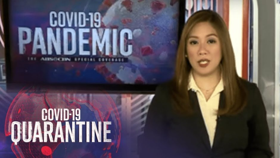 COVID-19 Pandemic: ANC Special Coverage (12 PM – 3 PM, 5 April 2020) | ABS-CBN News