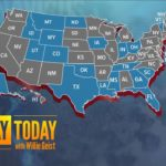 Almost 20 States Set To Partially Reopen As US Nears 1,000,000 Coronavirus Cases   Sunday TODAY