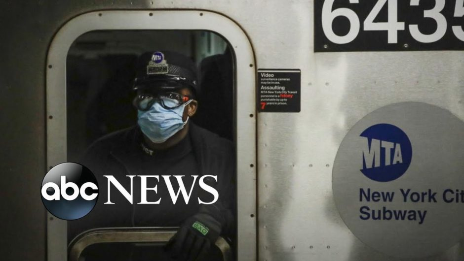 US sees another spike in coronavirus death toll l ABC News