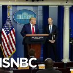 Trump Blames World Health Organization For His Coronavirus Response | The Last Word | MSNBC