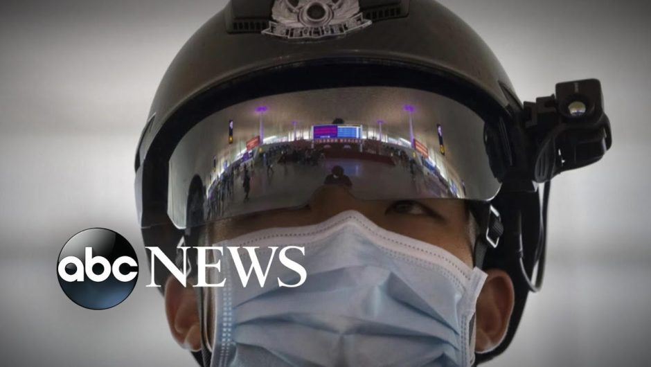 How the epicenter of China's coronavirus outbreak is getting back on track l ABC News