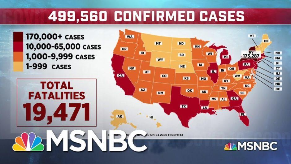 U.S. Now Has The Most Coronavirus Deaths, Surpassing Italy | MSNBC