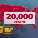 US Now Has More Coronavirus Deaths Than Any Other Country | Sunday TODAY