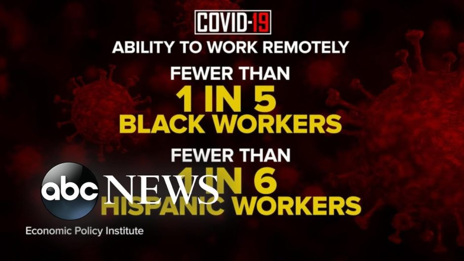Digging into racial disparities in coronavirus cases from Baltimore | ABC News