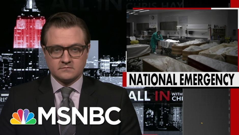 Chris Hayes On How Uniquely Devastating And Deadly The Coronavirus Is | All In | MSNBC