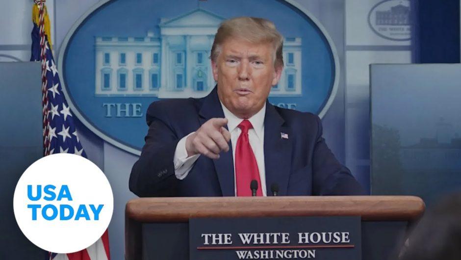 President Trump and Coronavirus Task Force update on pandemic | Sunday, April 19