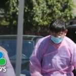 New Warning Of Coronavirus Second Wave Amid Debate Over Reopening   NBC Nightly News