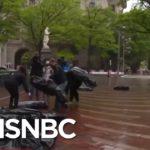Trump Awareness Of U.S. COVID-19 Death Toll Difficult To Discern | Rachel Maddow | MSNBC
