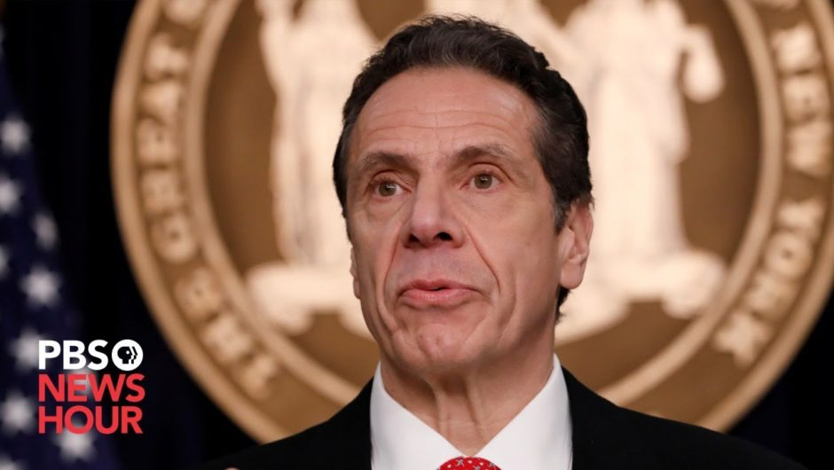 WATCH LIVE: New York Governor Andrew Cuomo gives coronavirus update — April 30, 2020