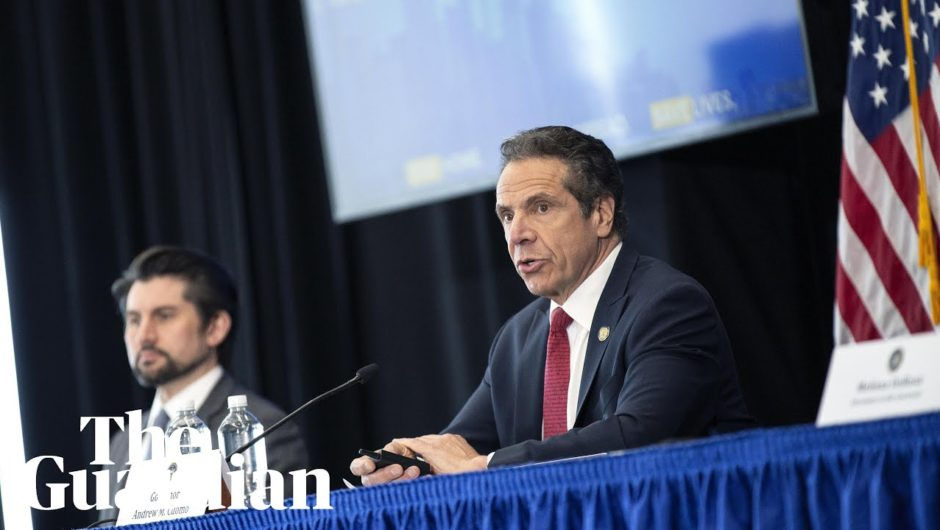 Coronavirus: New York governor Andrew Cuomo gives update on outbreak – watch live