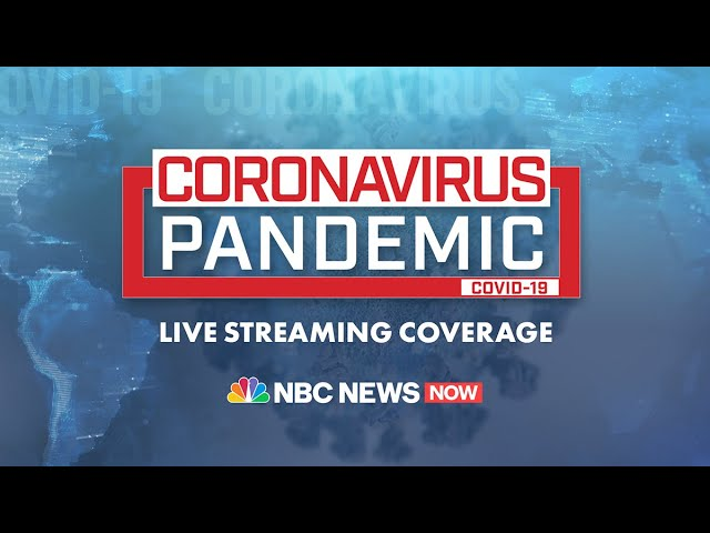 Watch Full Coronavirus Coverage – April 23 | NBC News Now (Live Stream)