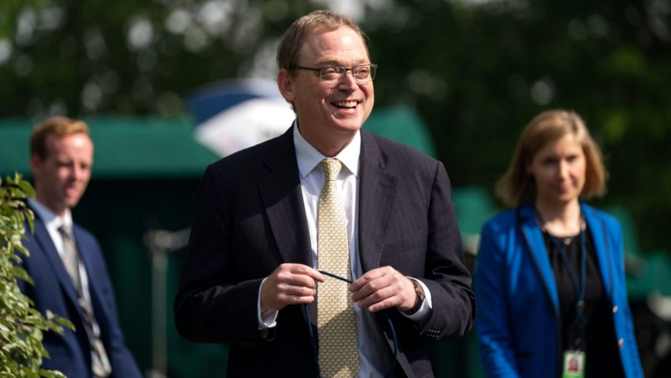 Trump White House adviser says unemployment rate could pass 20% during coronavirus pandemic