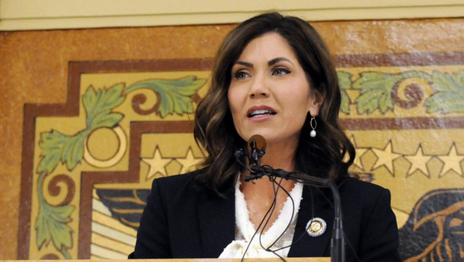 South Dakota Governor Demands Tribe Leaders Remove Checkpoints Set Up to Prevent the Spread of COVID-19