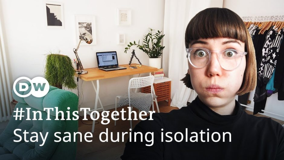 Coronavirus: How to get through self-isolation | #InThisTogether