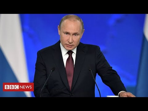 Coronavirus: fears that Putin has been exposed to infection – BBC News