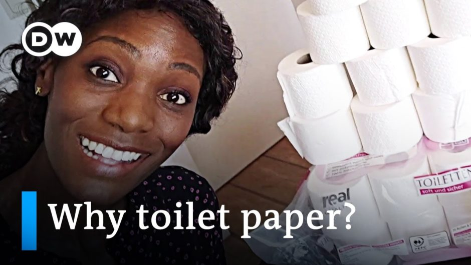 What's behind panic buying and the toilet paper craze?   Coronavirus pandemic explained