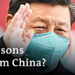 Should the world copy China's aggressive efforts to contain the coronavirus? | DW News