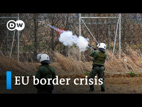 EU refugee crisis: Tensions high on Turkey's border with Greece | Focus on Europe