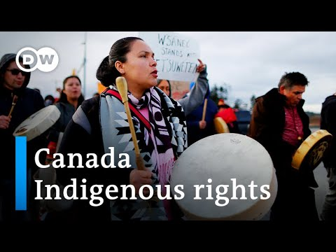 The protesters who want to shut down Canada | DW News