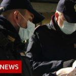 Coronavirus: Italy in lockdown – BBC News