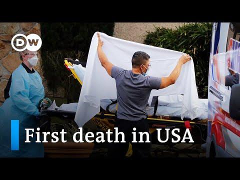 Coronavirus claims first lives in US, Australia, Thailand   DW News