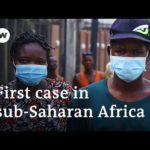 Nigeria confirms first coronavirus case is Italian man in Lagos | DW News