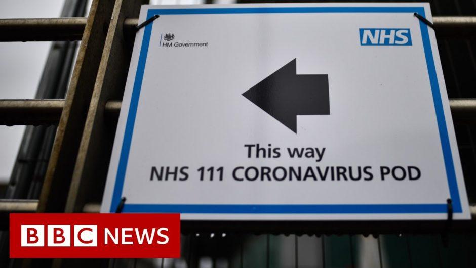 First UK Coronavirus death in Berkshire – BBC NEWS