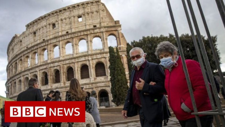 Coronavirus: Italy to close all schools as deaths rise – BBC News