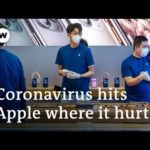 Apple warns that coronavirus is hurting profits | DW Business