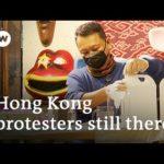 Coronavirus inspires Hong Kong activists to get creative | DW News