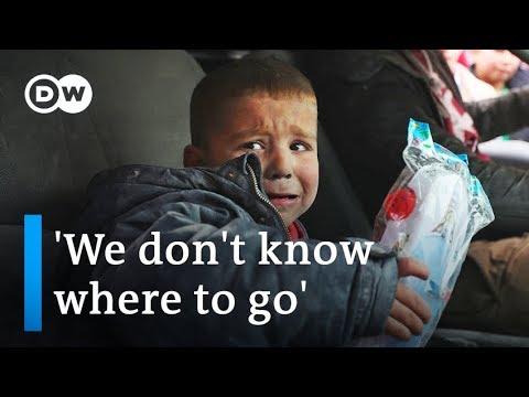 Turkey-Syria conflict fuels humanitarian crisis in Idlib | DW News