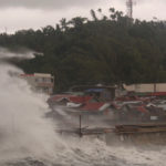 Typhoon Vongfong Takes Aim at Philippine Heartland