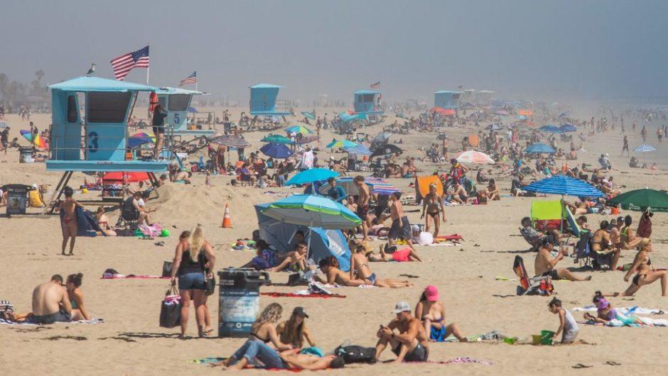 Gavin Newsom Orders Orange County Beaches Closed Due to Coronavirus